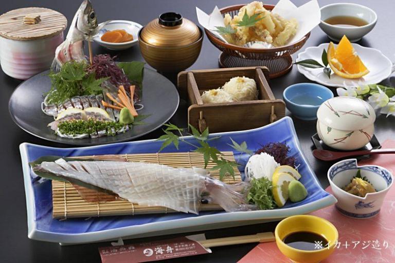 お得な桃山亭海舟のご予約ができます。