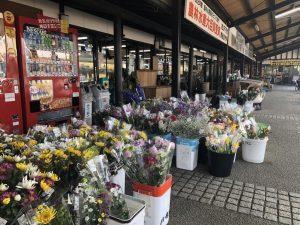 農産物直売所の開店が6時30分になります!