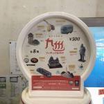 九州フィギュアみやげのカプセルマシンが入りました。